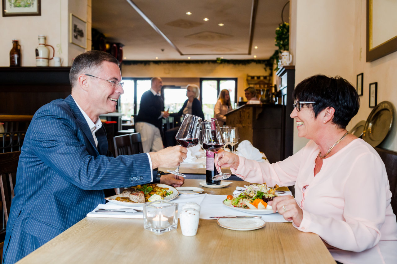 Restaurant im Parkhotel Krone Bensheim